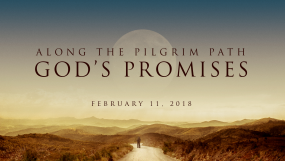 Along The Pilgrim Path - God's Promises