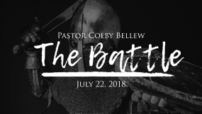 The Battle (Colby Bellew)